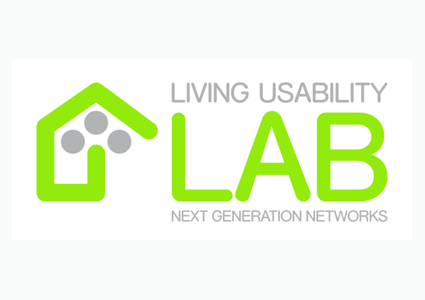 Living Usability Lab logo